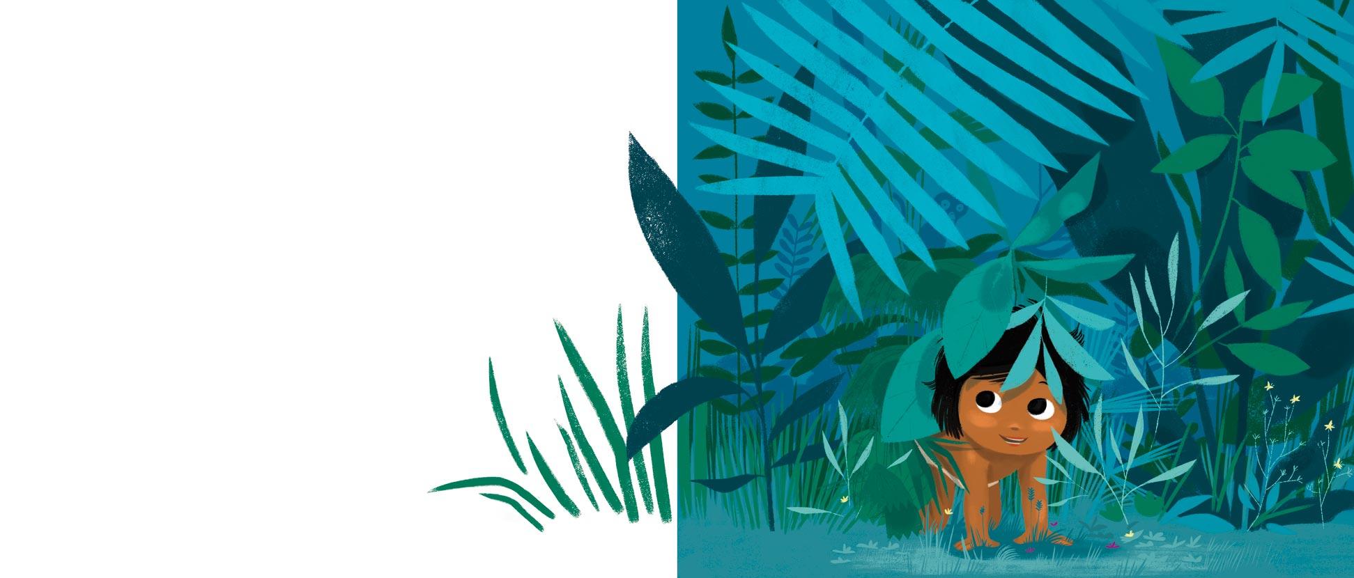 sebastien pelon mowgli flammarion pere castor