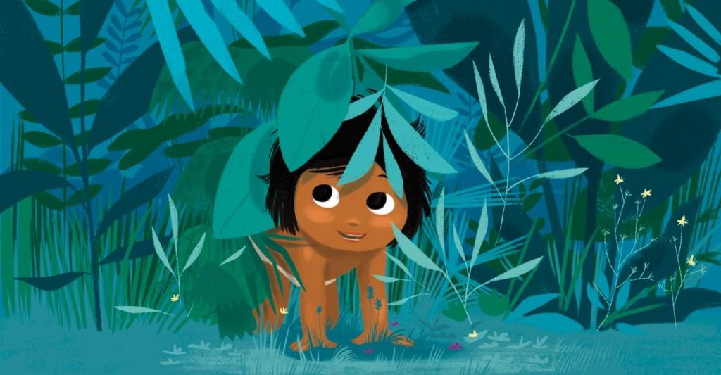 sebastien pelon mowgli pere castor flammarion